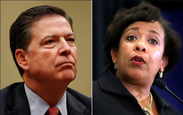 Comey Says He Was DIRECTED By Former AG Lynch NOT to Call Hillary Email Probe An 'Investigation' (Video)