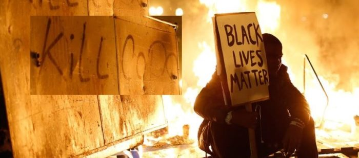 Baton Rouge Officer Sues BLM Leaders For 'Inciting Violence' That Killed 3 Officers (Video)
