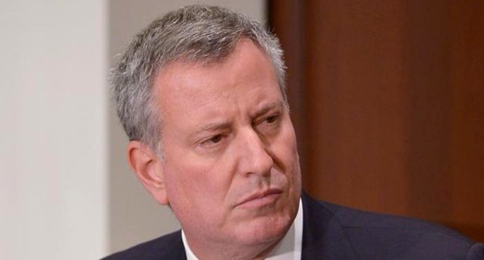 Homeless Booted From Subways So Mayor Bill Blasio Could Have 'Clean' Ride'