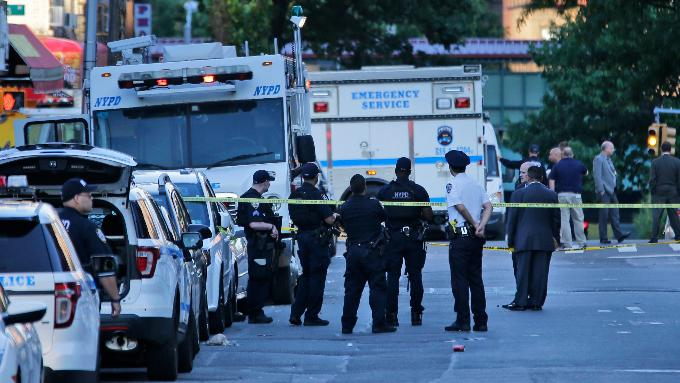 New York City Police Officer Shot And Killed In Apparent Ambush (Video)