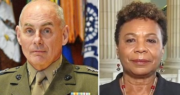 Democrat Who Claims Trump 'Militarizing' WH With 'Extremist' John Kelly Has DEEP Links To Communism