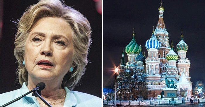 No One Mentions That The Russian Trail Leads To Democratic Lobbyists And Hillary Clinton (Video)