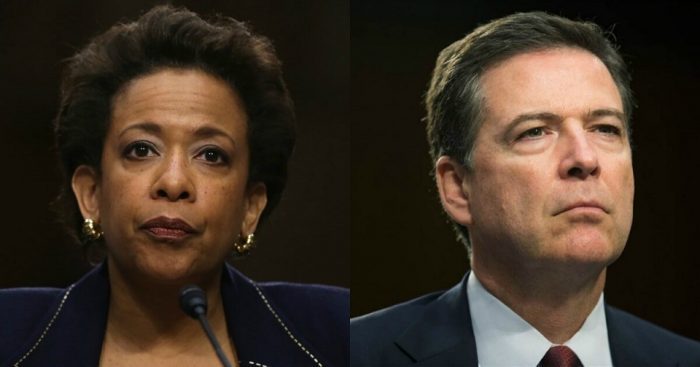 House Judiciary Committee Officially Approves Effort To Launch Investigation Of Comey And Lynch (Video)