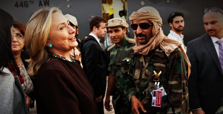 Libyan Army Claims Hillary Was COOPERATING With Terrorists That Lead to Raid on Benghazi (Video)