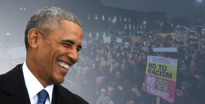 Obama Linked Activist Groups Plan Massive Protests Against 4th Of July Celebrations
