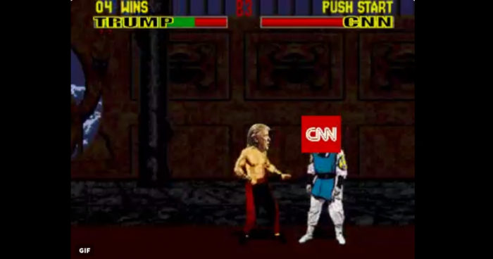 It Has Begun! HILARIOUS! – The Best Trump Verses CNN Memes (Video)