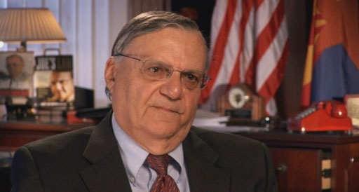 Sheriff Joe Arpaio Found GUILTY By Clinton-Appointed Judge In Jury-less Trial
