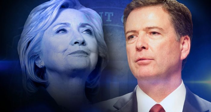 BUSTED: Evidence PROVES That James Comey Had No Intention of Prosecuting Hillary Clinton