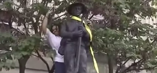 Leftist Radical Who Pulled Down Durham Statue May Get Rewarded With College Scholarship