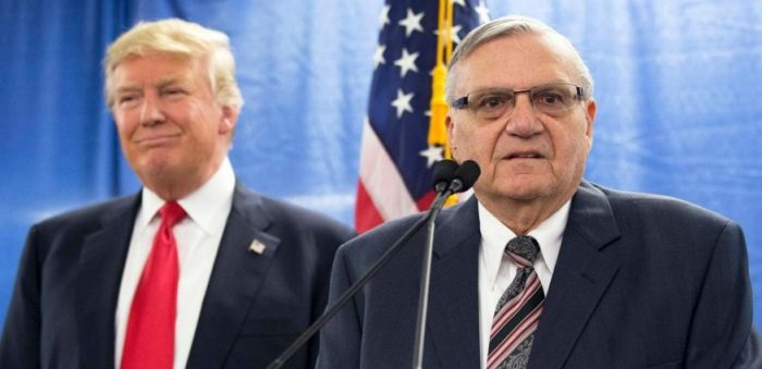 John McCain and Democrats Rip Donald Trump for Pardoning Joe Arpaio
