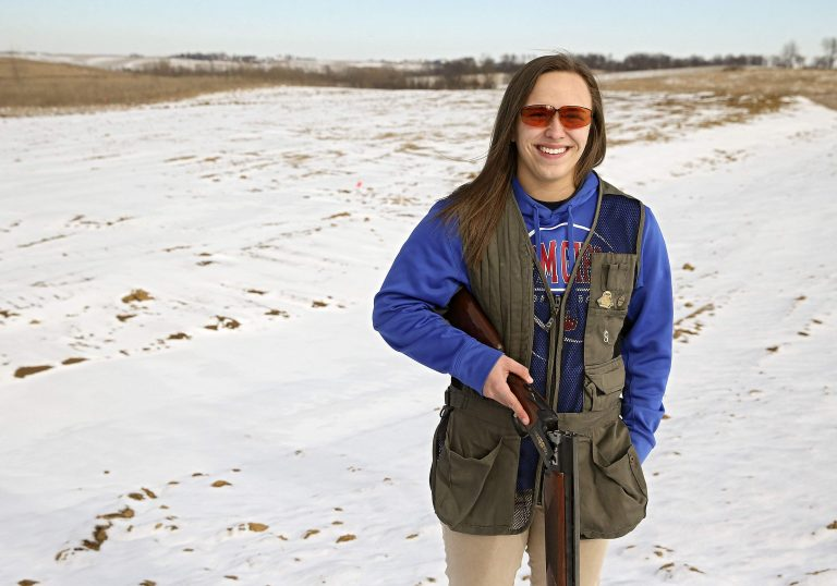 Girl Scout Builds Trap Shooting Range For Her Community -Earns Highest Award (Video)