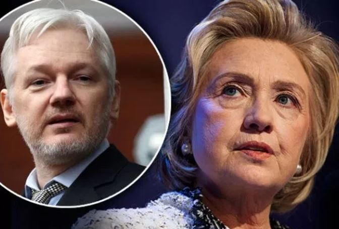 Julian Assange Drops Russian NUKE On Hillary Clinton (Video)