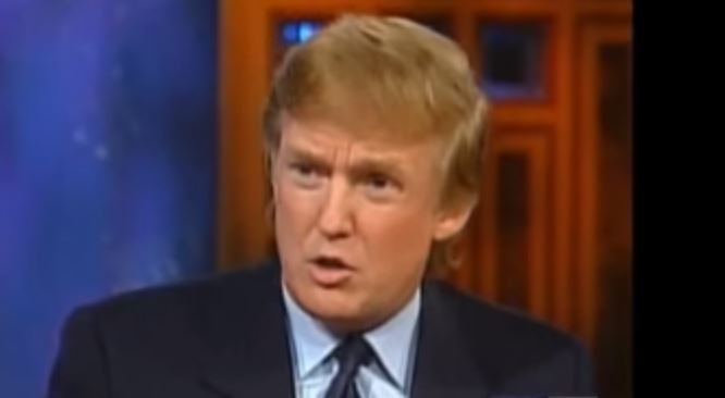 Donald Trump Explained Exactly How He'd Handle North Korea Back In 1999 (Video)