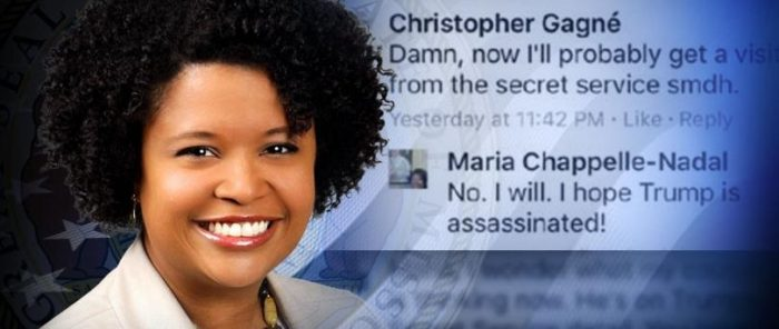 SOROS Funded Website Uses Trump Assassination Wish to Fundraise for Far-Left Sen. Chappelle-Nadal