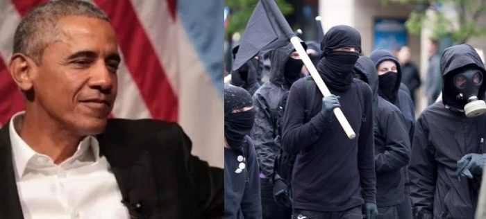"The Obama Administration ""Formally Classified"" Antifa's Actions as ""Domestic Terrorist Violence"" in 2016"
