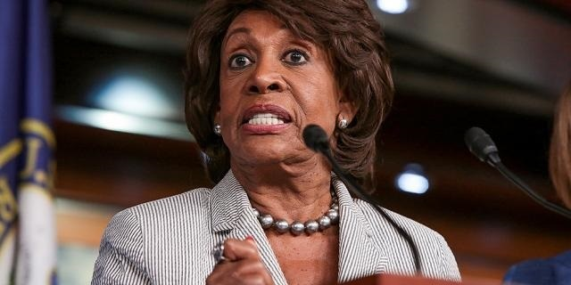 Maxine Waters: Attorney General Jeff Sessions 'Is a Throwback to the Jim Crow Era' (Video)