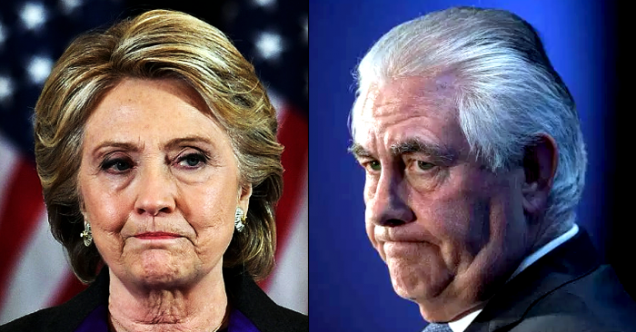 Judicial Watch Busted Tillerson's State Dept. Stalling Release of 76,000 Clinton Documents
