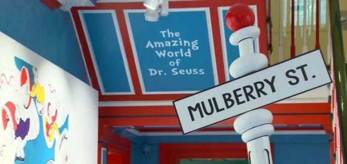 Dr. Seuss Museum Mural to be Replaced Amid Claims of a RACIST Depiction (Video)