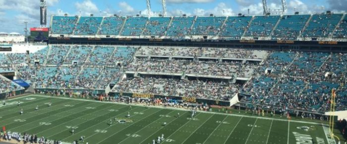 GAME OVER! Empty Stadiums STUN NFL Owners Over the Weekend (Photos)