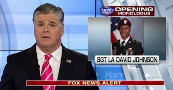 'Are You Trying to Exploit a Tragedy?': Hannity Blasts Rep. Frederica Wilson on Trump Claims (Video)