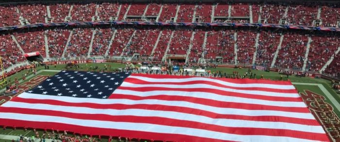 GAME OVER: Several NFL Stadiums Nearly Empty as Anthem Protest Backlash Rolls into Week 7 (Photos)