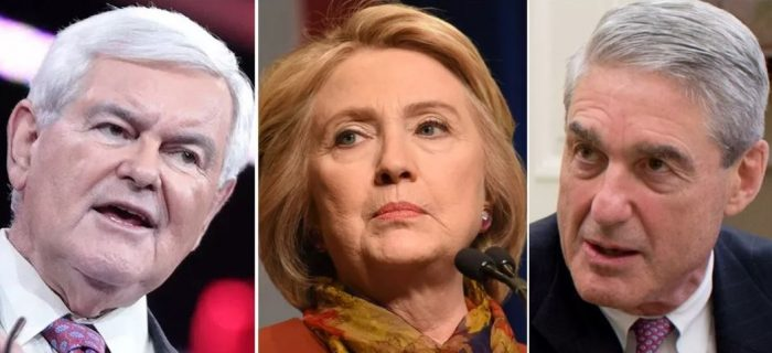 Newt Gingrich: Russian Influence-Peddling Surrounding Hillary Clinton 'Stunning' (Video)