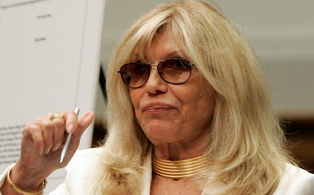 Nancy Sinatra Calls For Millions of NRA Members and Gun Owners to be Put to DEATH