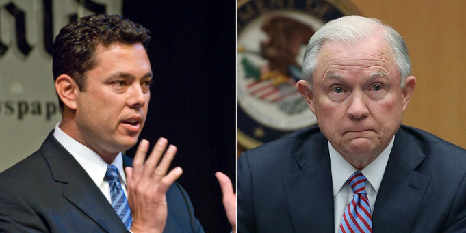 Jason Chaffetz Drops Bombshell on AG Sessions: 'He is Part of The Deep State' and Must Go! (Video)