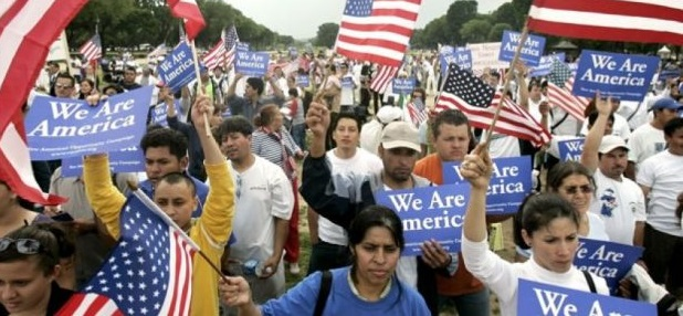 Immigration Expert Says US Will Have 100 MILLION New Immigrants in Next 50 Years (Video)