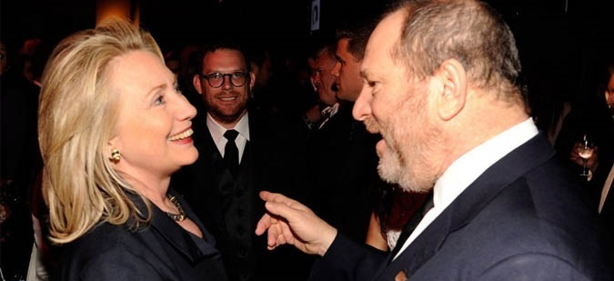 Hillary Clinton SAVAGED on Twitter for Releasing Delayed Statement on Weinstein Through Her Aide