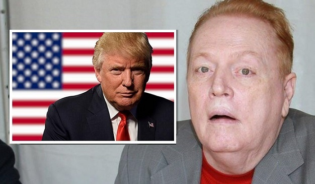 Porn King Larry Flynt Running Full Page Ad Offering $10 Million for Info Leading to Trump Impeachment (Video)