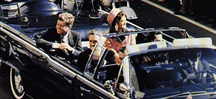 President Trump to Allow Classified JFK Assassination Documents to be Released (Video)