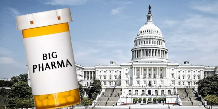 U.S. Congress Engineered DEA Racket to Protect Big Pharma's Opioid Drug Giants