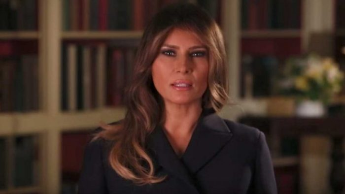 Melania Just Looked Directly into the Camera and Gave Hurricane Victims the ONE THING They Needed MOST (Video)