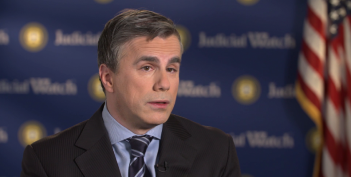 "Judicial Watch President Tom Fitton on Las Vegas Shooting Investigation: ""I Don't Trust the FBI"""