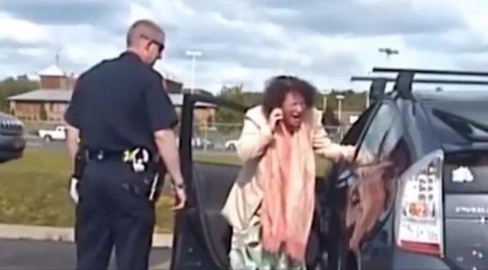 "Democratic Legislator Has EPIC Meltdown Over a Speeding Ticket: ""I Have PTSD!"" (Video)"