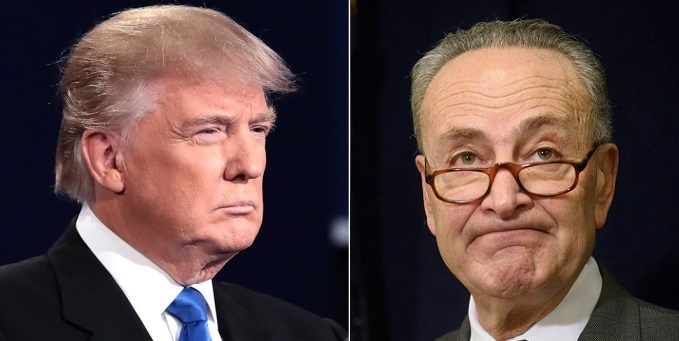 President Trump RIPS Chuck Schumer After Latest Islamic Terrorist Attack