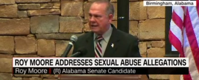 "ROY MOORE WARNS: WaPo's Motivations Behind Hit Piece Will be Revealed in ""Next Few Days"" (Video)"
