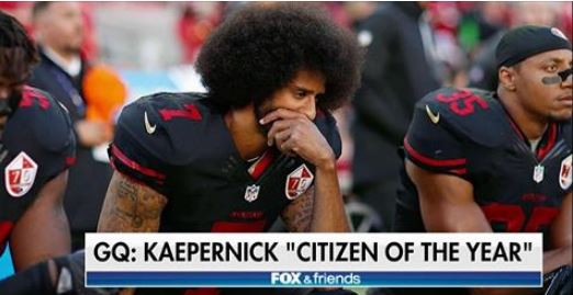 Britt McHenry, Ex-ESPN Reporter, Blasts GQ for Naming Colin Kaepernick 'Citizen of the Year'