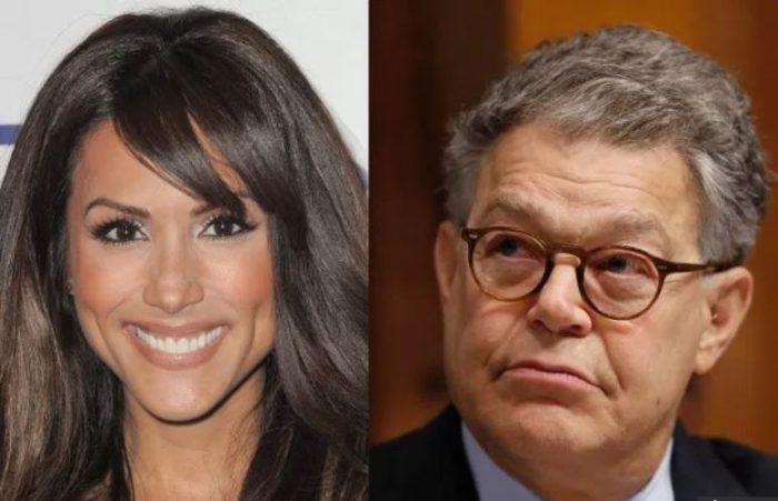 'I've Carried It for So Long': Leeann Tweeden Speaks Openly About Franken Accusations (Video)