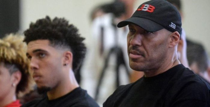 LaVar Ball Belittles Trump's Role in Release of Son, 2 Other UCLA Players From China