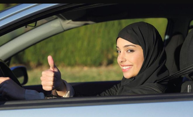 By Royal Decree: Women Will Finally be Allowed to Drive in Saudi Arabia