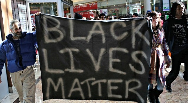 Black Lives Matter Declares WAR on Trump and 'White Capitalism' With 'Buy Black' Christmas Campaign