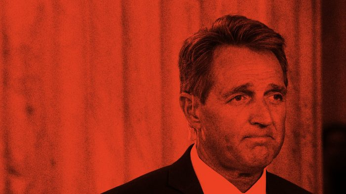 Flakey RINO Jeff Flake Is Busy Writing Gun Control Legislation That We Already Have
