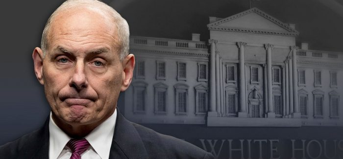 WH Chief of Staff John Kelly Calls for Special Counsel on Hillary Russian Crimes (Video)
