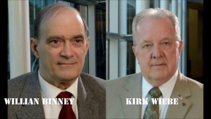 NSA Whistle Blowers William Binney and Kirk Weibe Expose Little Known Crime Against World Population (Video)