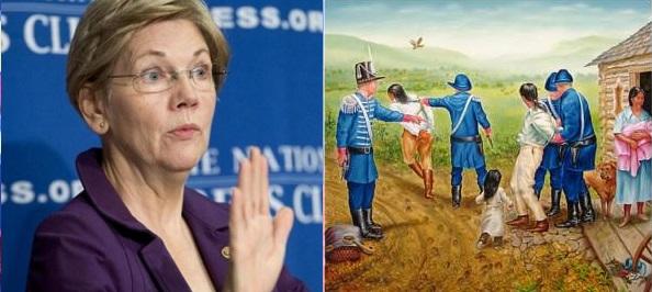 REVEALED: Elizabeth Warren Ancestor Rounded Up Native Americans During 'Horrific Trail of Tears'