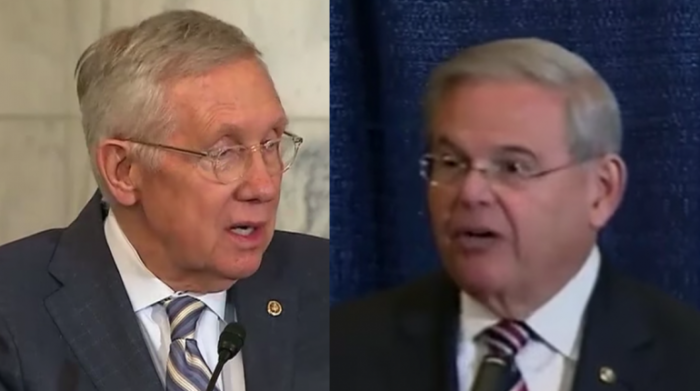 Democrats Busted Deleting 'No Felons in the Senate' Statement Before Menendez Verdict
