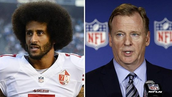 NFL Invites Colin Kaepernick To Meet With Roger Goodell