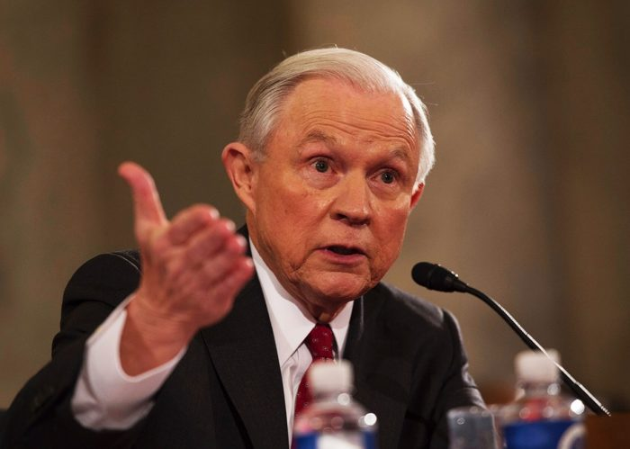 Congressman Says Jeff Sessions Has Recused Himself on Uranium One Deal